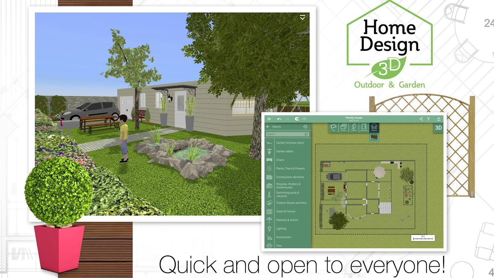 Home design 3d outdoor garden 4 0 8 apk obb data file for Home design 3d 5 0 crack