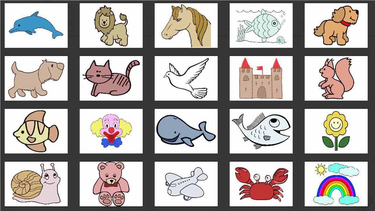 easy drawing for kids 21 screenshot 9 - Easy Drawings For 12 Year Olds