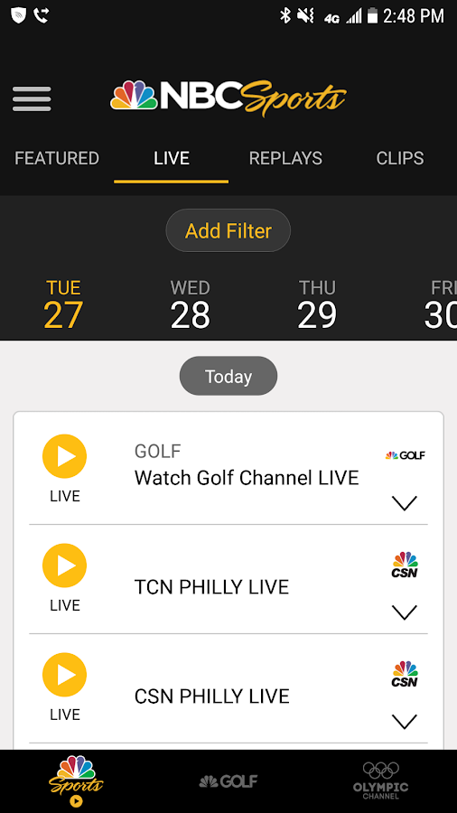NBC Sports 5.7 APK Download - Android Sports Games