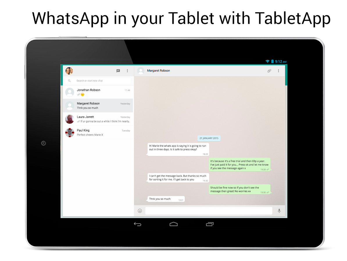 Free download whatsapp apk for tablet