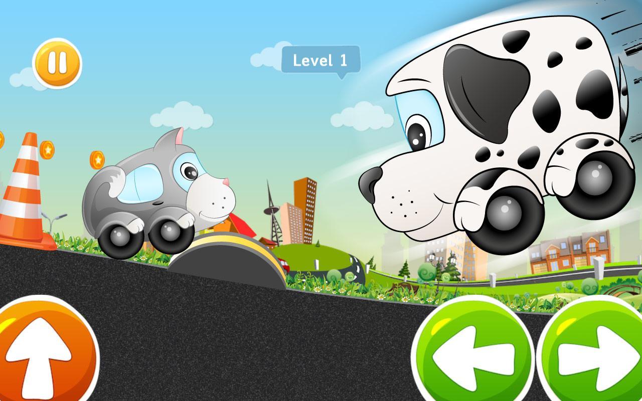 kids car racing game beepzz 140 screenshot 12
