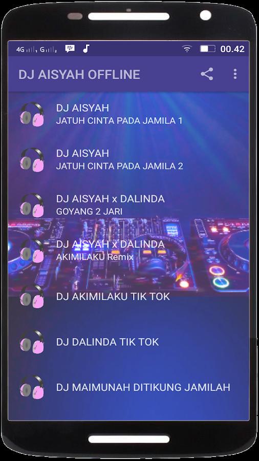 download lagu dj aisyah suka pada jamila