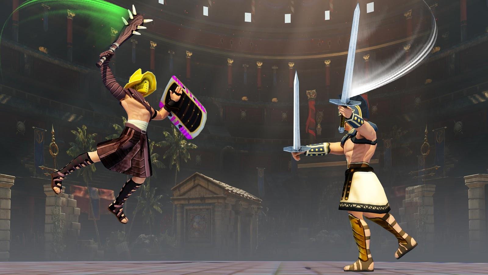 Gladiators Medieval Arena: Knights Fighting Glory 1 2 APK