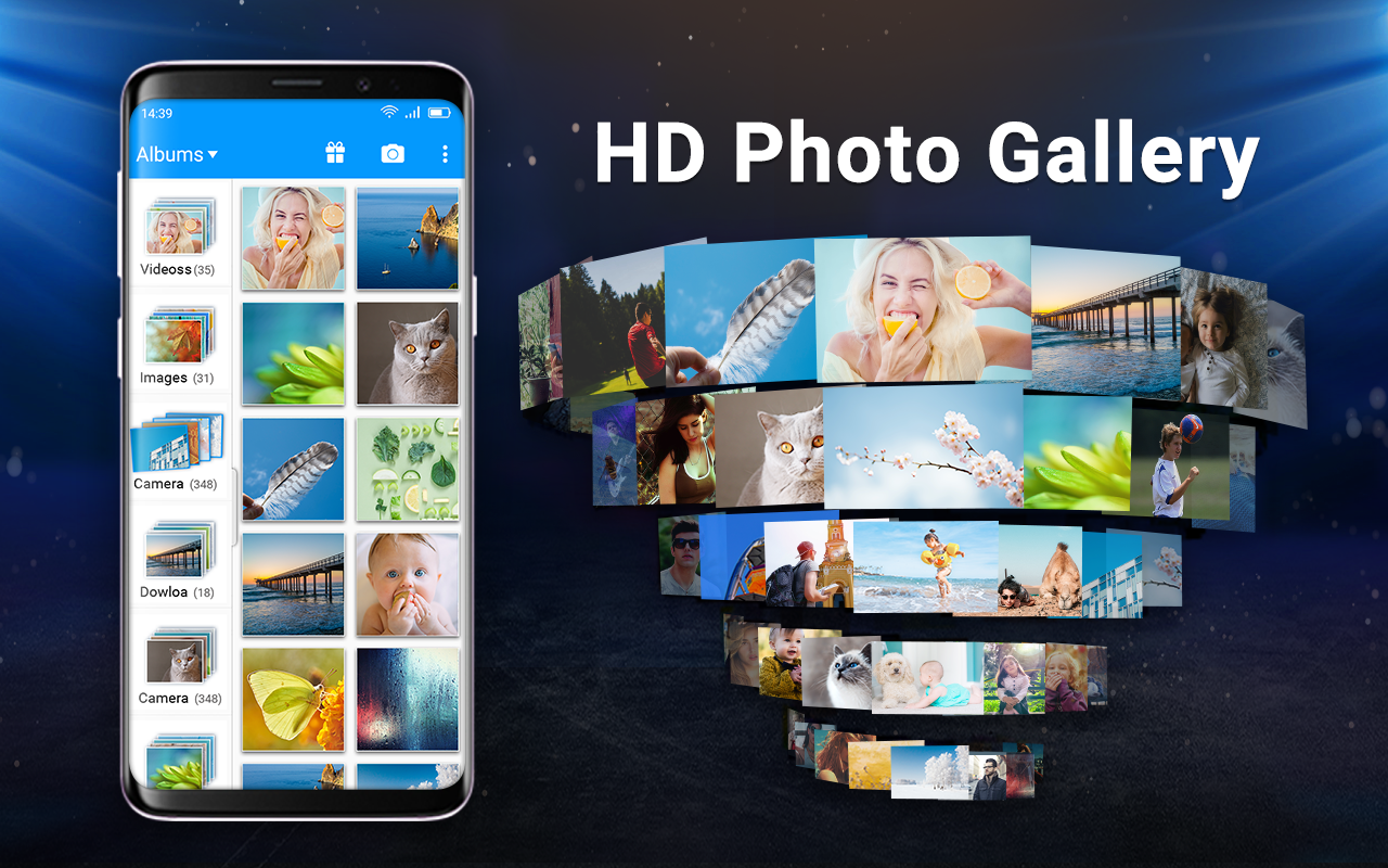 media album photo gallery 1 8 3 APK Download - Android cats