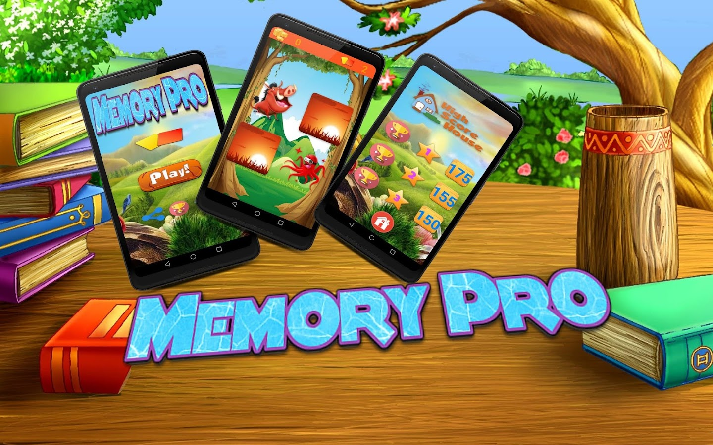 Memory Pro 1 2 APK Download - Android Puzzle Games