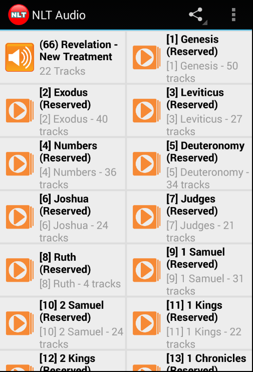 NLT Audio Bible Free Download  12 53 APK Download - Android