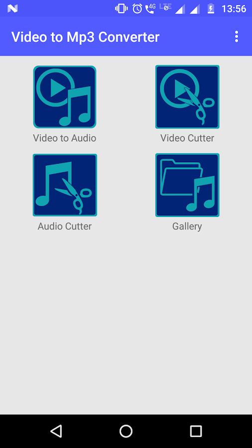 video to mp3 converter video cutter audio cutter apk