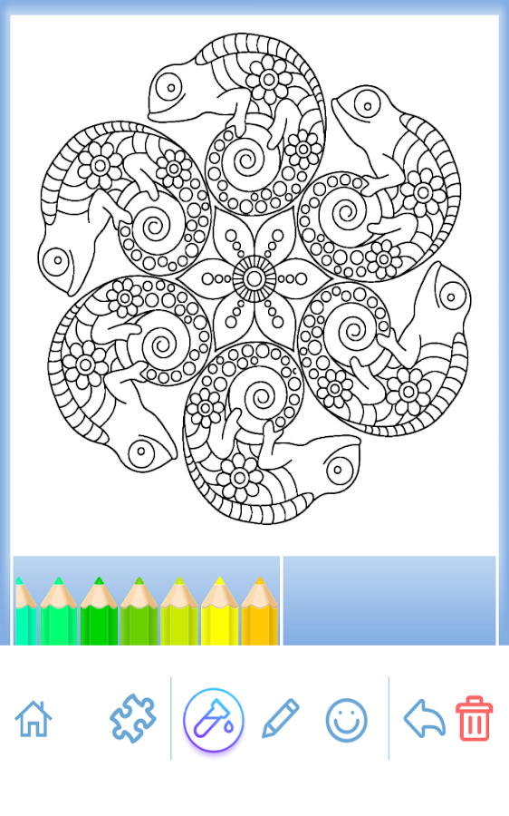 60 Coloring Book For Me And Mandala Apk