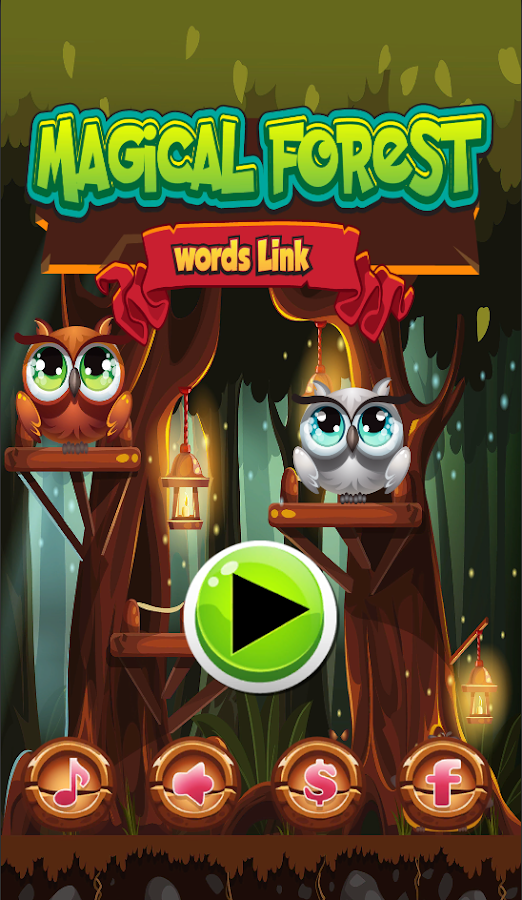 Magical Forest : Word Link 2 1 APK Download - Android Casual