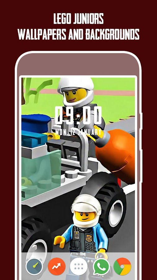 Hd4k Lego Juniors Wallpapers 16 Apk Download Android