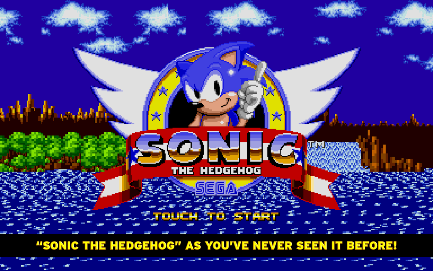 Download sonic exe android -  Sonic The Hedgehog 2 1 1 Screenshot 6