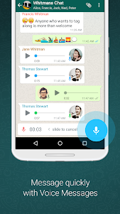 WhatsApp Messenger 2.18.380 screenshot 4
