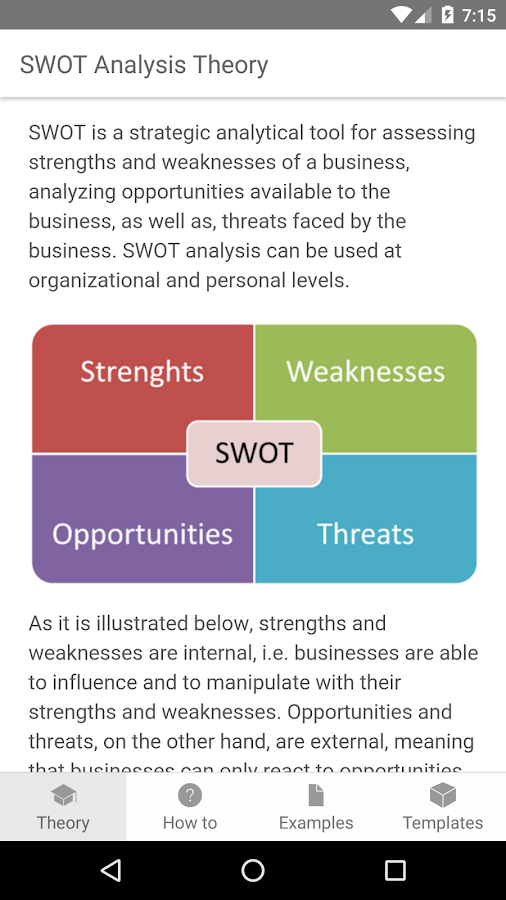 swot analysis of gambling industry Swot and strategy evaluation paper: gambling phl/320  which account for the majority of industry revenue, have generally become larger in markets like las vegas .
