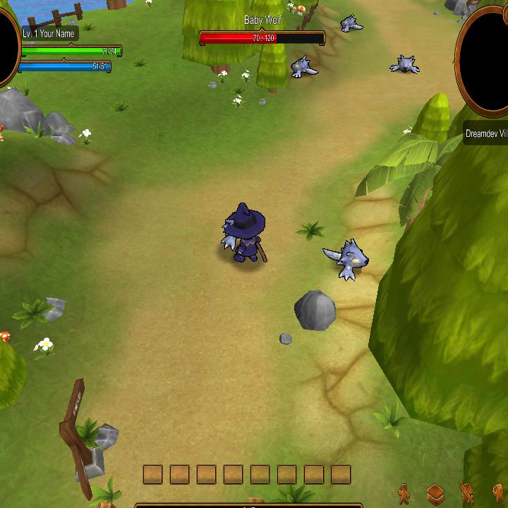 دانلود Warriors and Wizard RPG Series 1 0 APK - بازی های