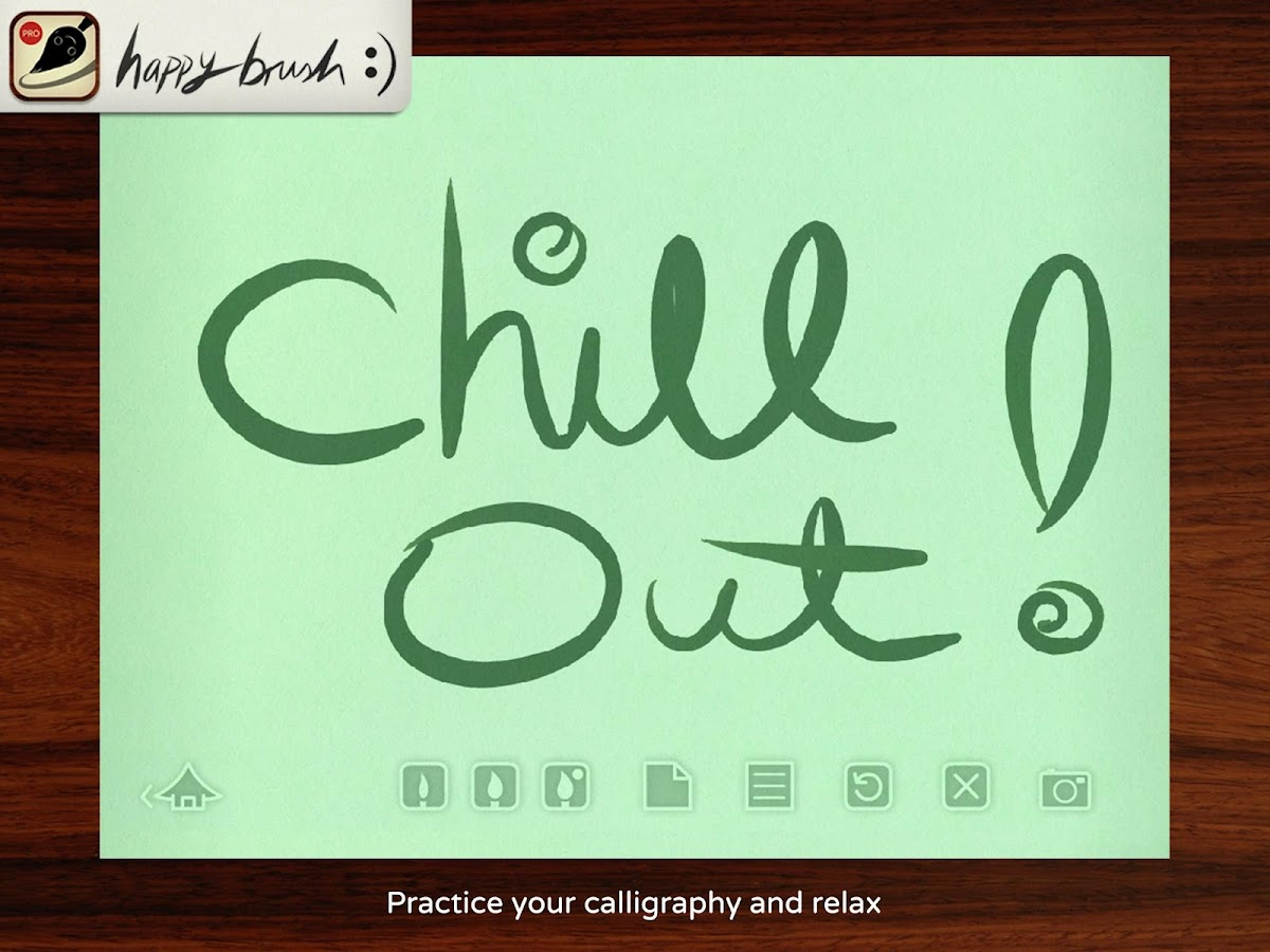 Happy Brush Calligraphy 1 1 5 APK Download Android