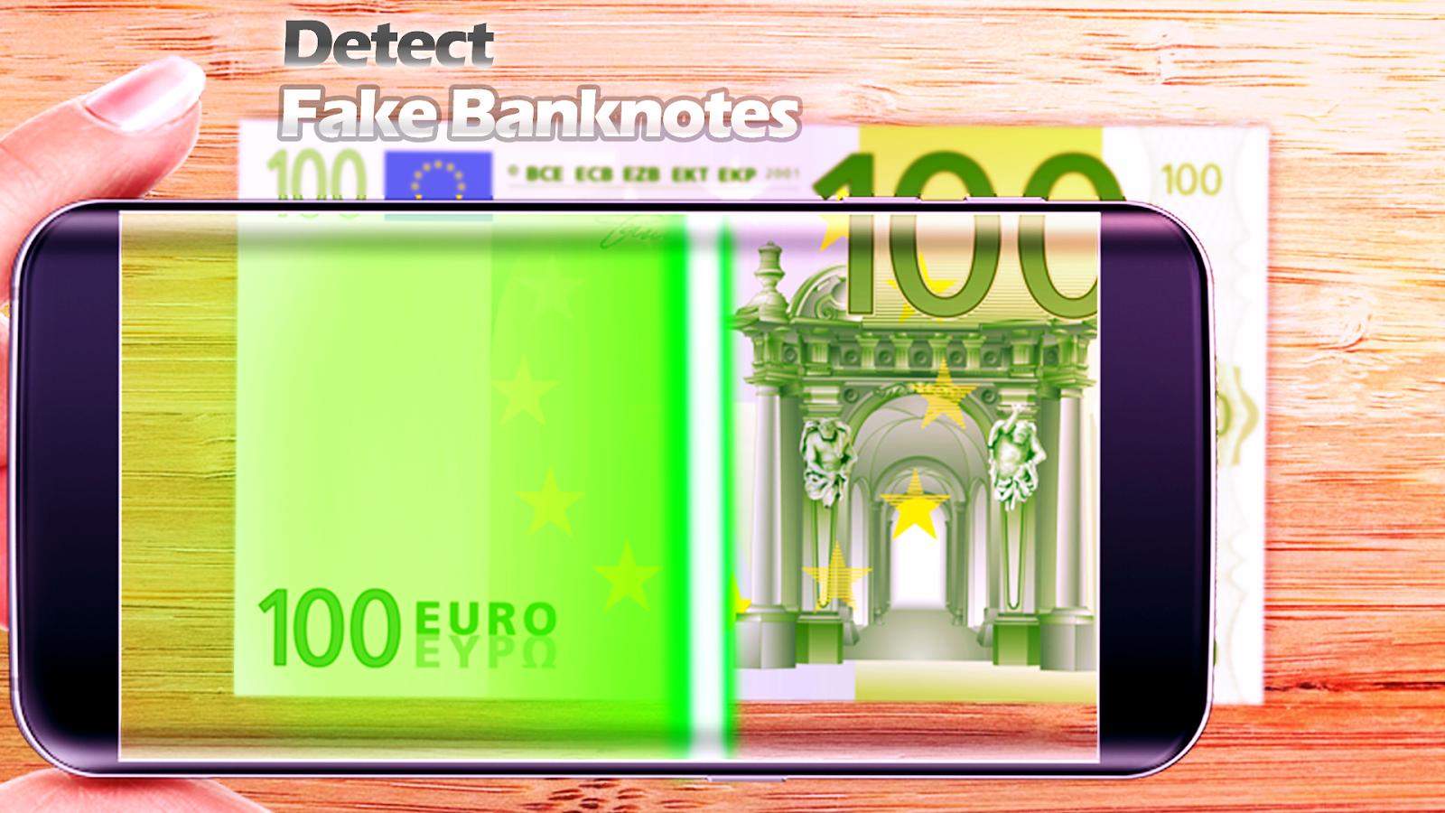 دانلود Fake money detector 1 0 APK - برنامه های ابزار