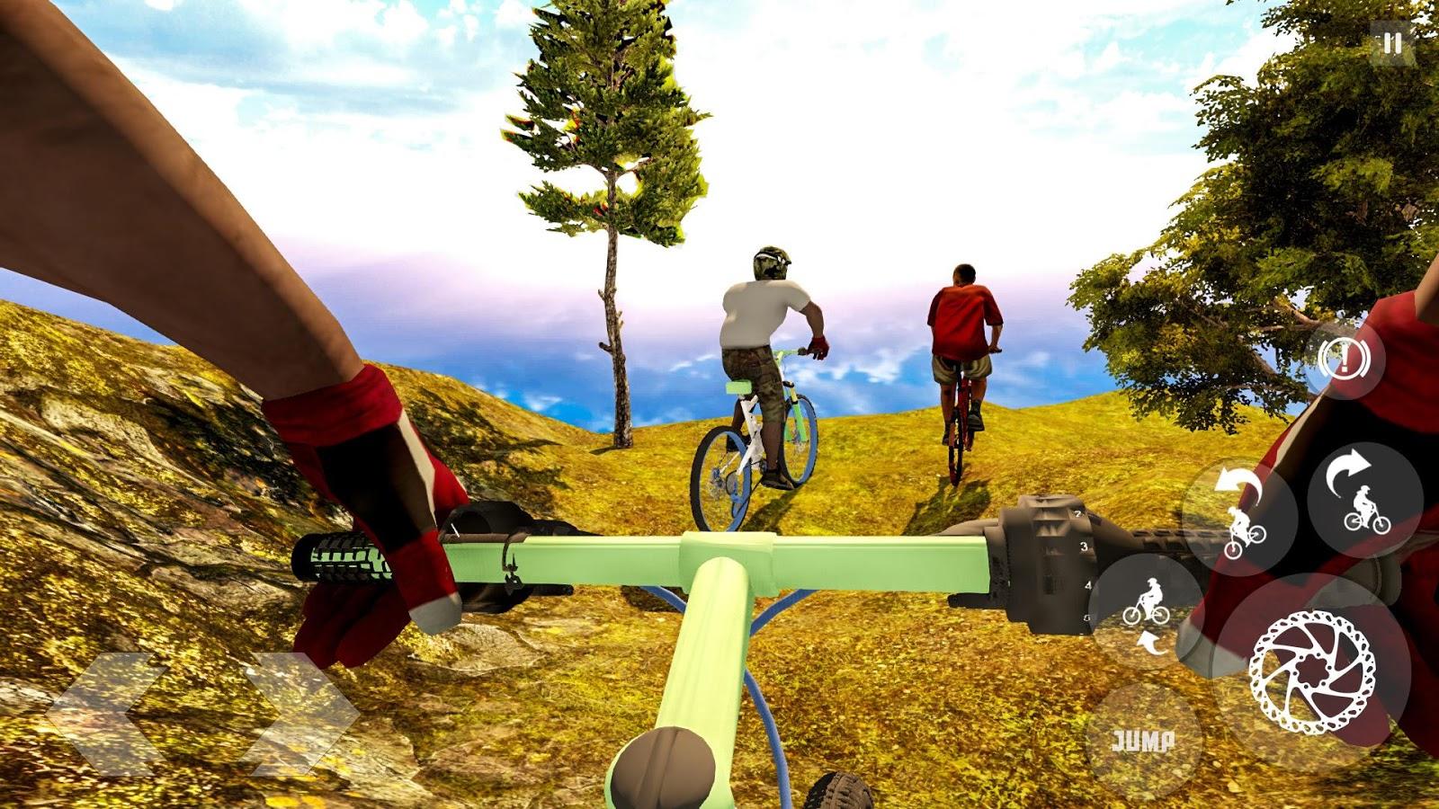 3267dec07b2 ... Mayhem - DownHill Offroad Mountain Bike Stunts 1.0.1 screenshot 4 ...