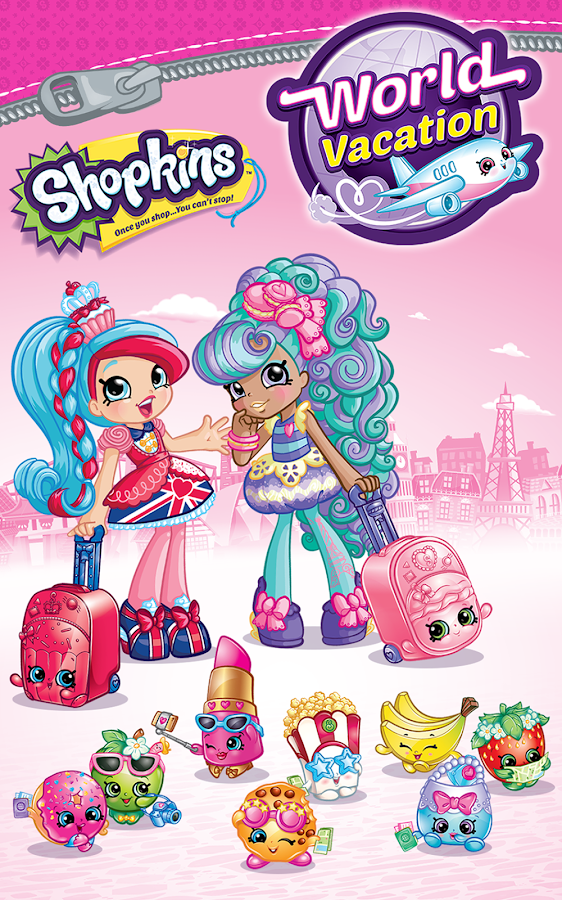 Shopkins World Vacation 1 4 4 Apk Download Android