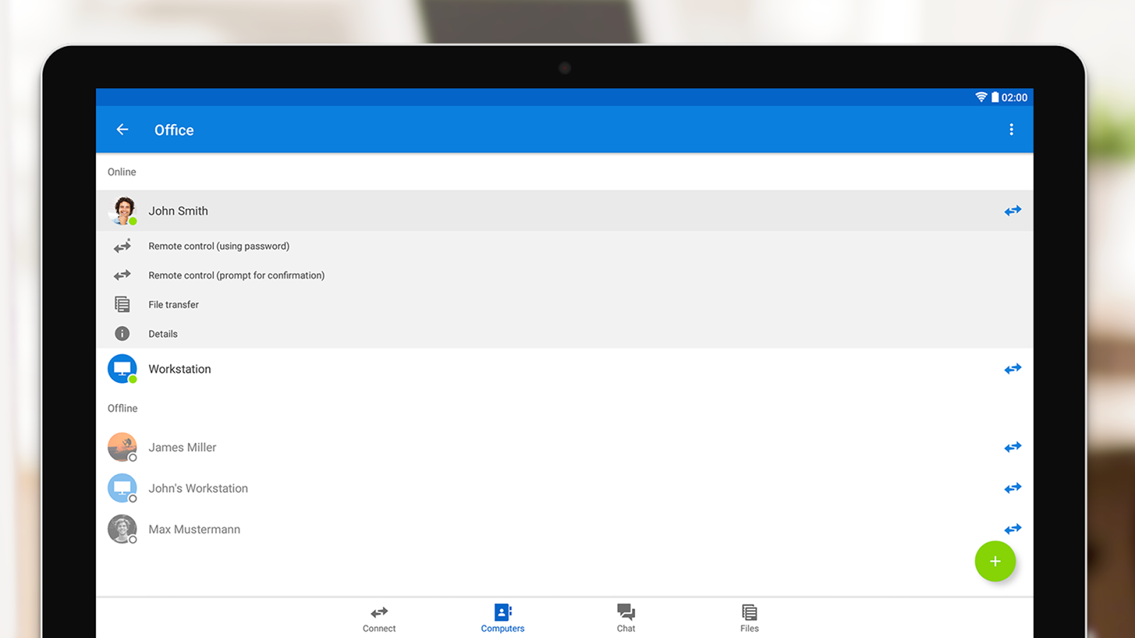 teamviewer for remote control 13 0 8183 apk download android