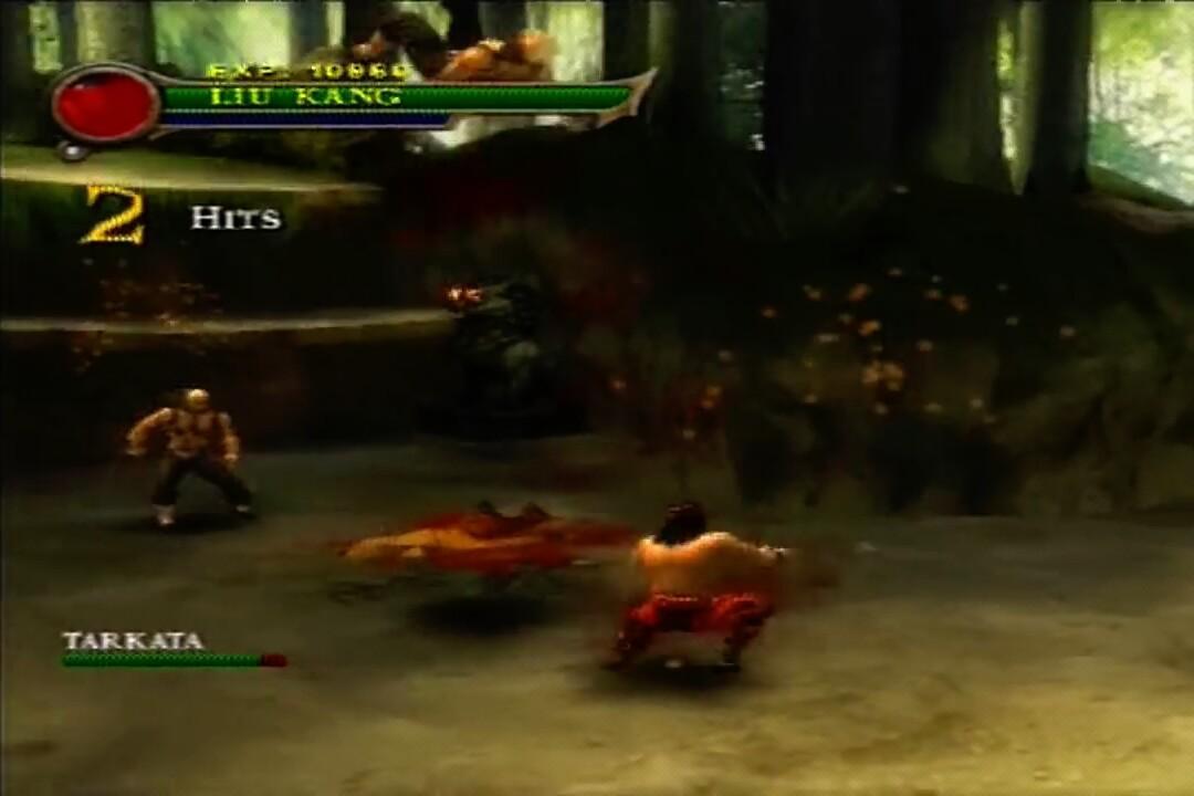 download game ps2 mortal kombat shaolin monks