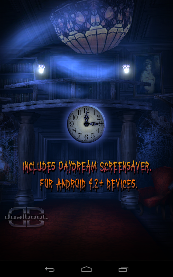 Haunted house hd 2 3 apk download android for House pic hd
