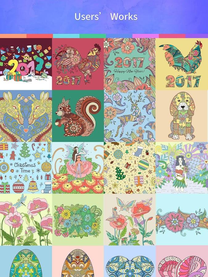Coloring Book 2017 115 Screenshot 16