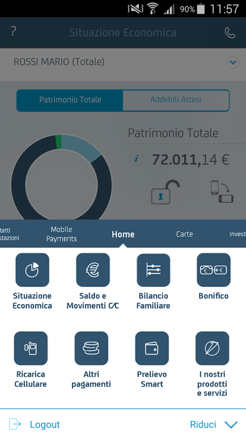 Mobile Banking Unicredit 2 30 Apk Download Android