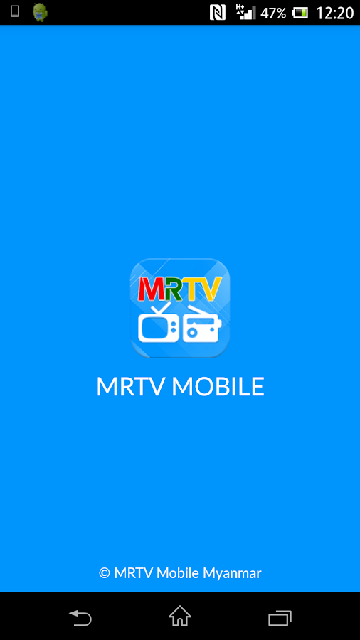 MRTV Live Stream 1 0 APK Download - Android 娱乐应用