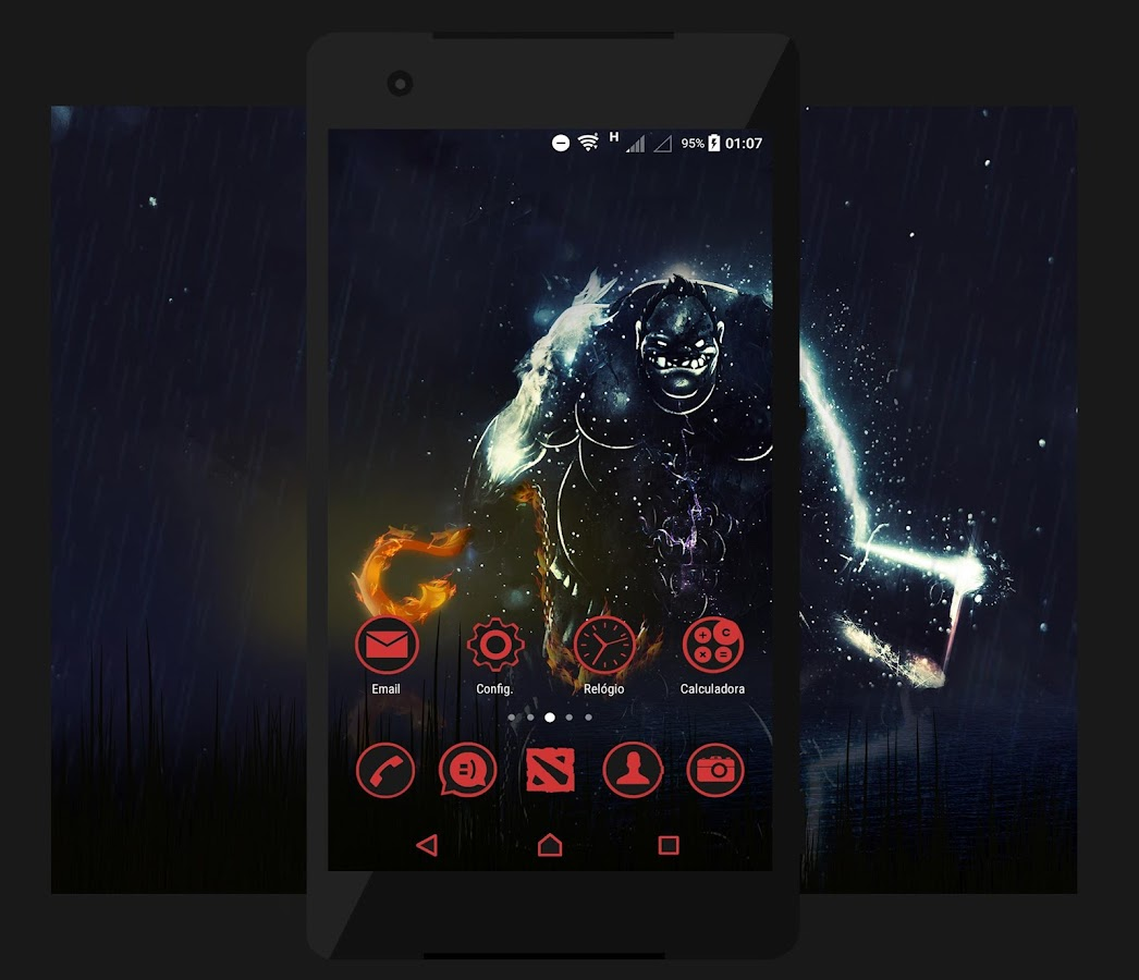xblack dota 2 pudge theme 1 0 0 apk download android