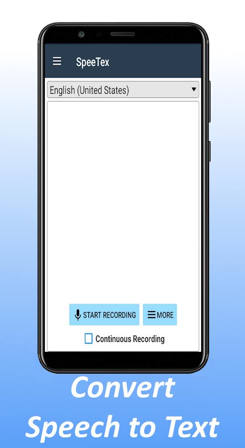 Voice Text Speech To Text, Multiple Languages 1 8 APK Download