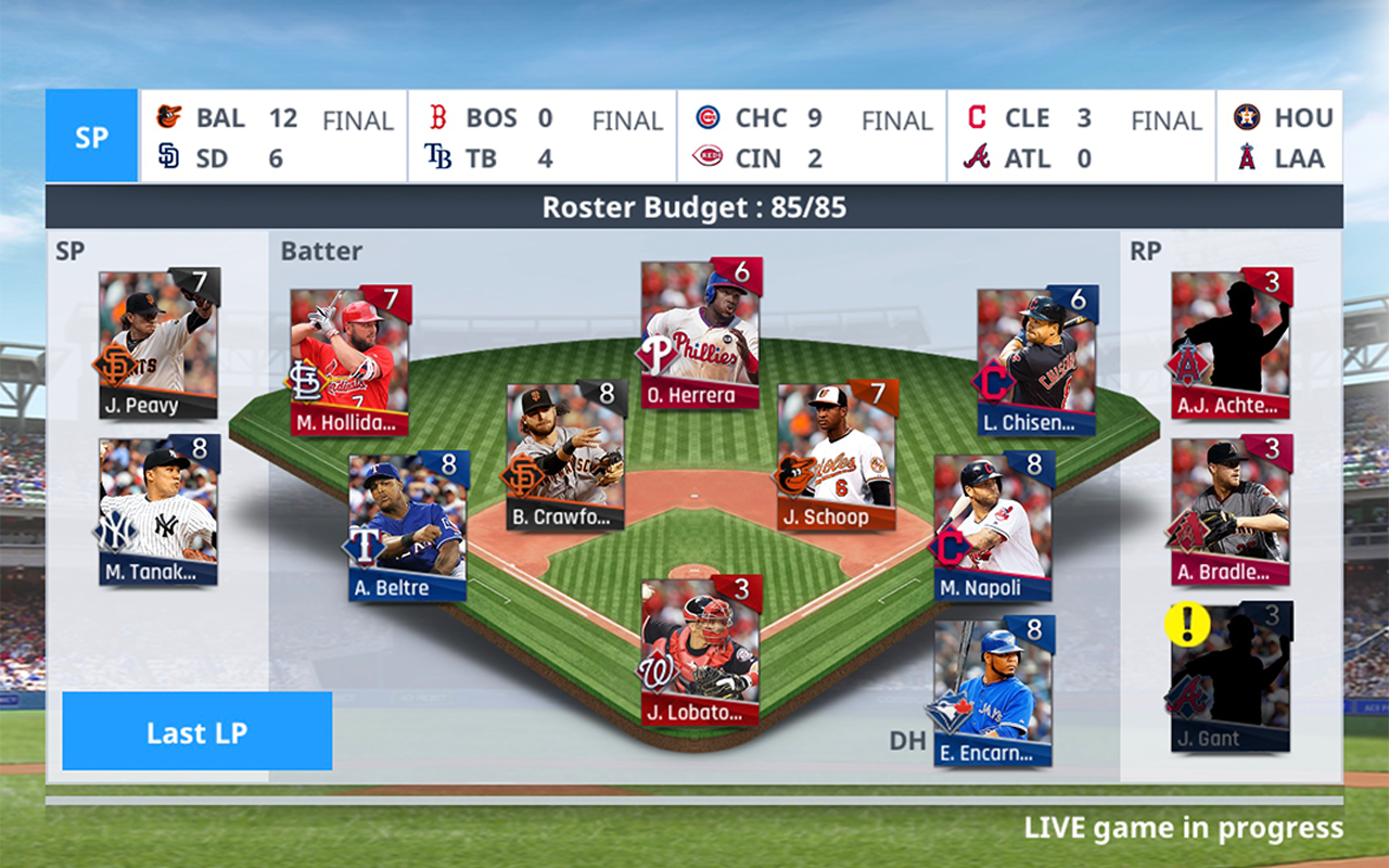 MLB 9 Innings Manager 2.4.1 APK Download - Android Sports ...