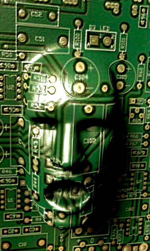 Circuit board live wallpaper free download Make your phone ...