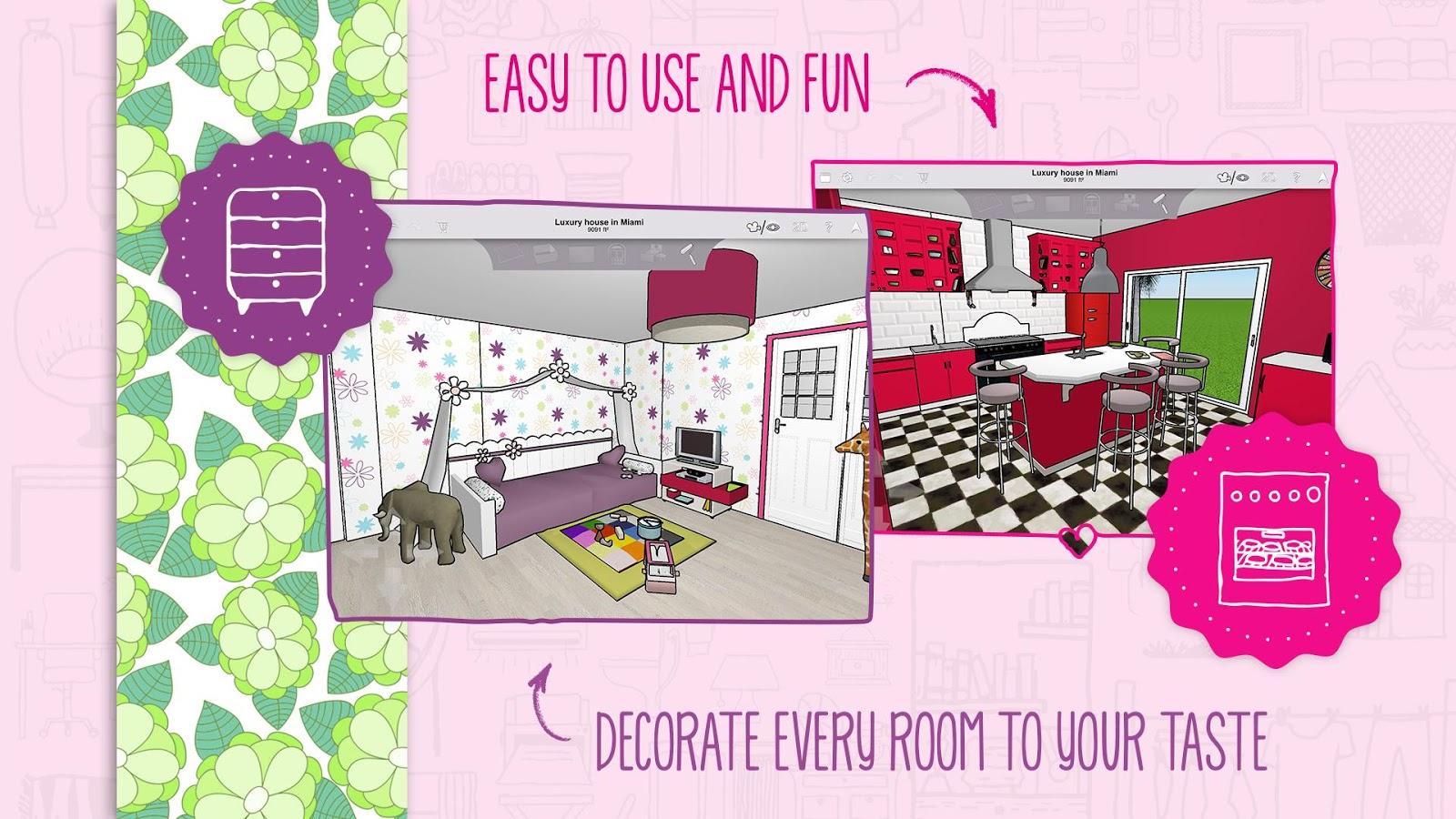 home design 3d my dream home 315 screenshot 12 - Lifestyle Home Design