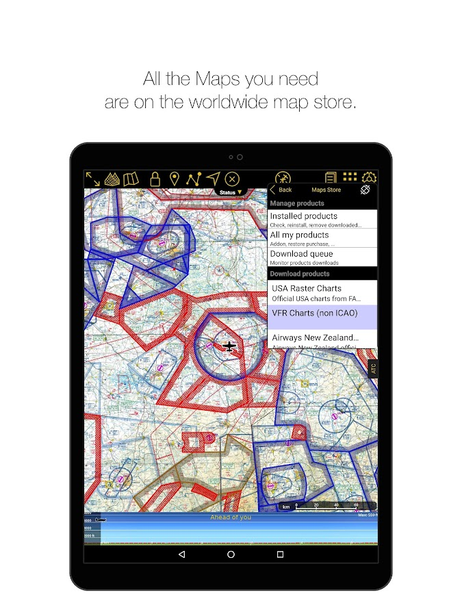 Air navigation pro android apk