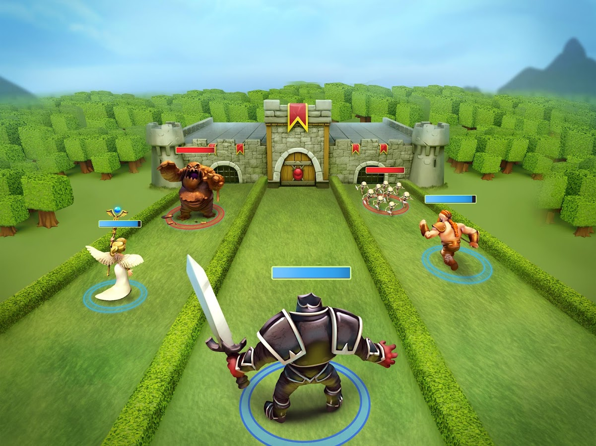 Castle Crush: Epic Battle - Free Strategy Games 4 4 1 APK
