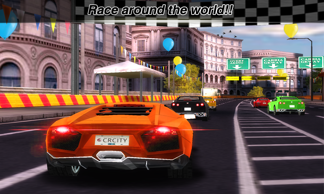 Download City Racing by GameTop