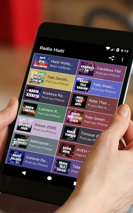 radio ginen 92.9 fm haiti