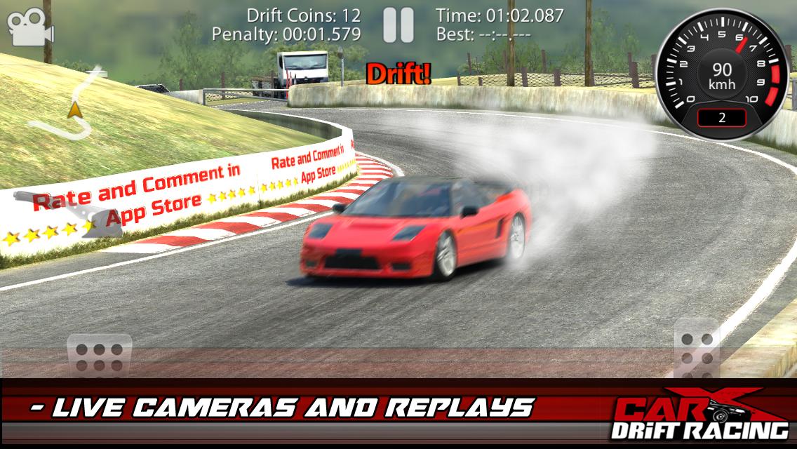 Carx Drift Racing Lite Apk Obb Data File Download