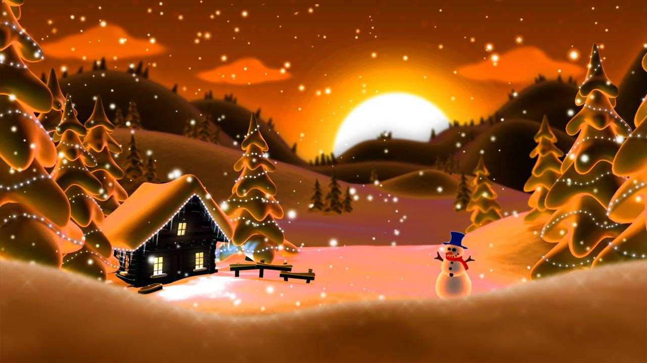 snow cartoon lwp pro 1 1 1 apk download android personalization apps