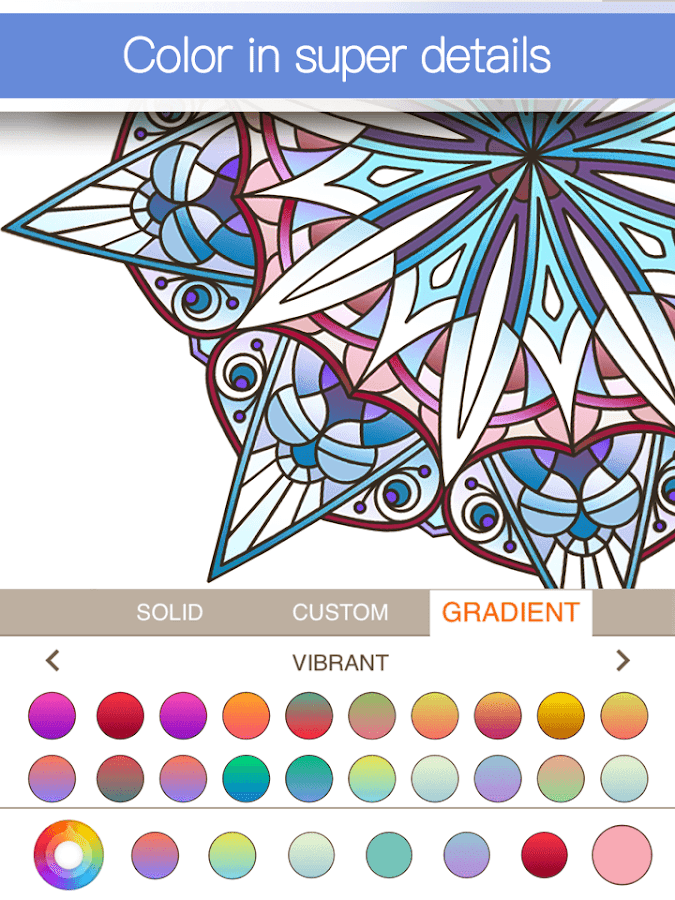 Adult Coloring Book Premium Screenshot 8
