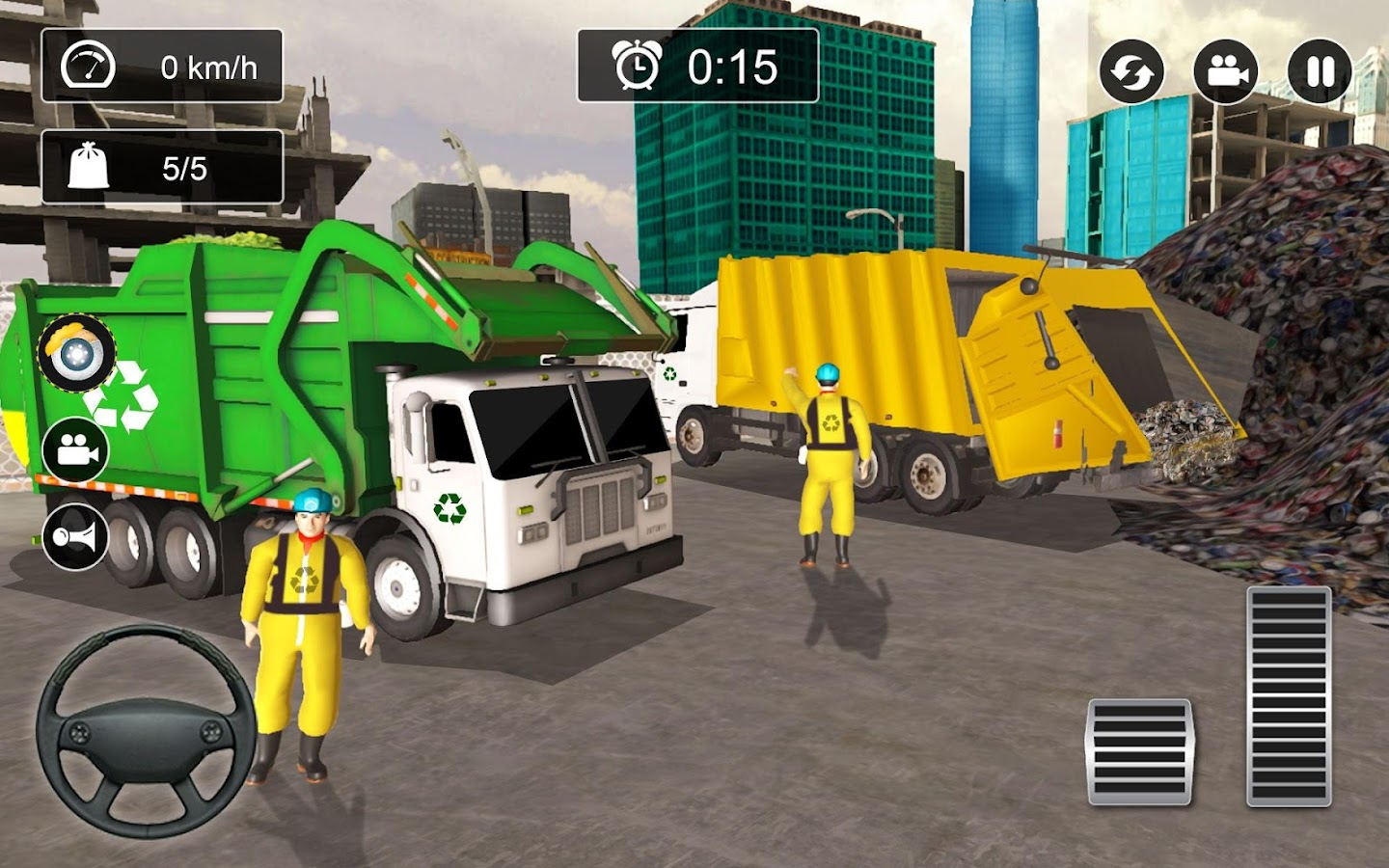Garbage Truck Gameplay Pc Driver – Lylc