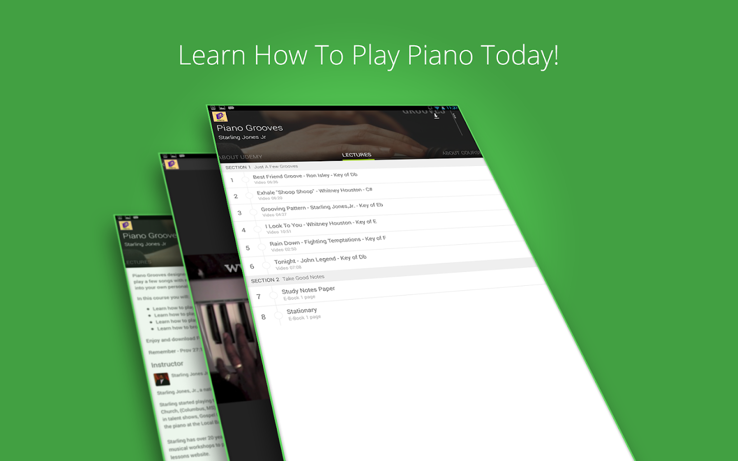How To Play Piano Grooves 1 9 APK Download - Android