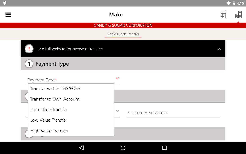 Dbs Ideal Mobile Screenshot 9