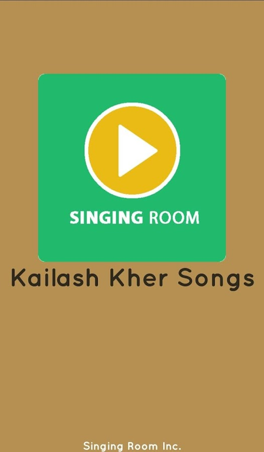 Hit Kailash Kher Songs Lyrics 2 0 APK Download - Android