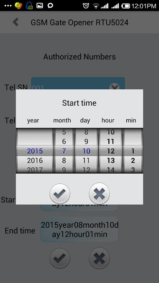 Dks Gate Opener >> GSM Gate Opener RTU5024 1.0 APK Download - Android Tools Apps