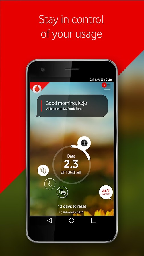 My Vodafone Ghana 3 0 3 Apk Download Android Productivity Apps