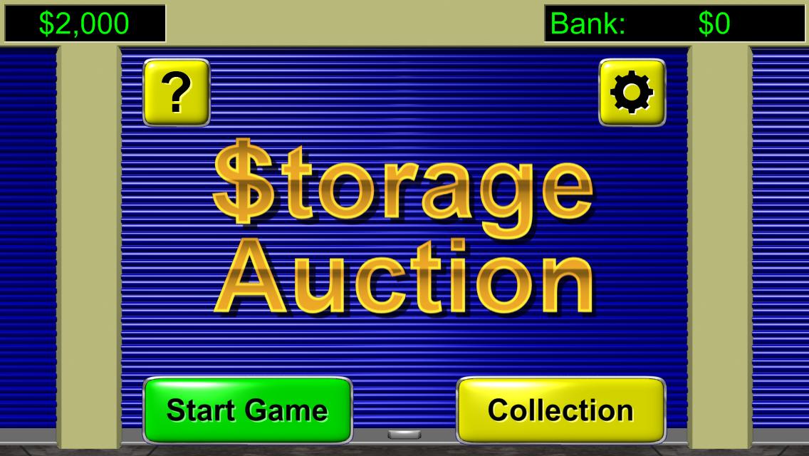 Storage Auction 2 0 Screenshot 3