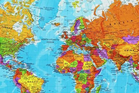 World Map APK Download Android Education Apps - World map image