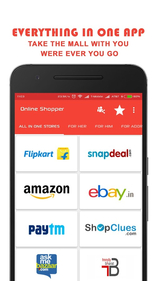 1dd8bd2730f Online Shopping India 1.4.2 APK Download - Android Shopping Apps