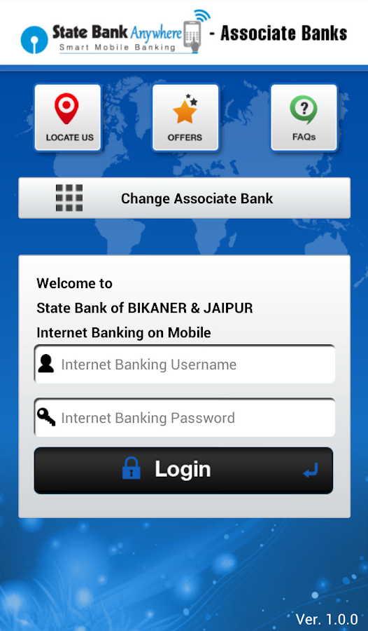 State bank anywhere asso banks 2 2 0 apk download for Mercedes benz bank login
